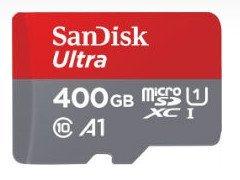Photo of بطاقة تخزين خارجية 400GB من SanDIsk