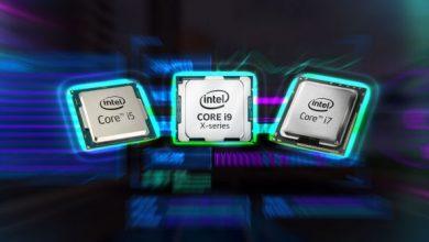 Photo of مقارنة : Intel Core i9 vs. Core i7 vs. Core i5 أي معالج يجب أن تختار ؟