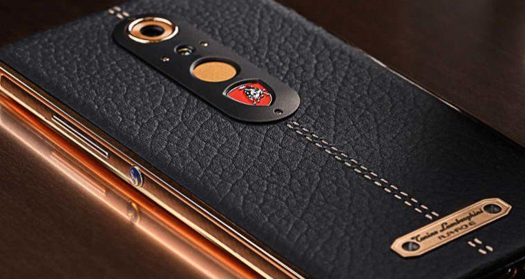 Photo of Alpha One : هاتف من شركة لامبورغيني متوفر في الإمارات