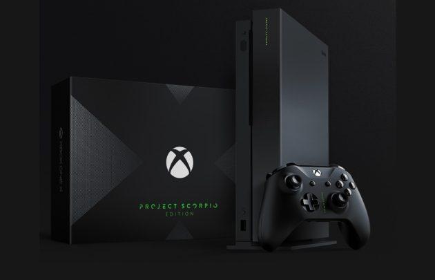 Photo of Xbox One X : متوفر للطلب المسبق الان