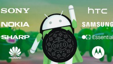 Photo of الهواتف التي ستحصل على أندوريد أوريو Android O