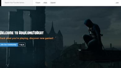 Photo of موقع سيمكنك من معرفة كم من الوقت يتطلب إنهاء لعبة