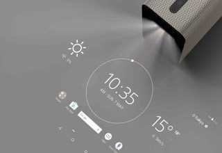 Photo of توش Sony Xperia Touch : المسلاط الذي يحول مائدتكم الى شاشة تعتمد على تقنية اللمس