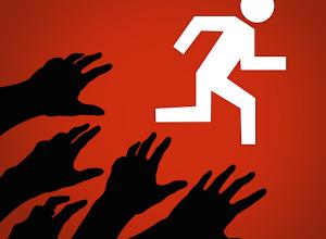 صورة من أفضل الألعاب الرياضية على الأندرويد: لعبة Zombies Run