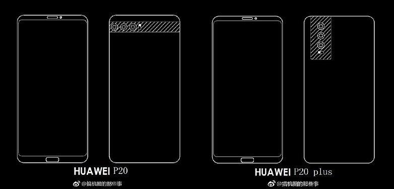 هاتف هواوي Huawei P20