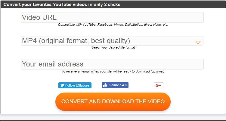 تحويل فيديو يوتيوب Youtube إلى MP3