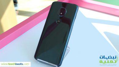 صورة Moto G6 : أول الصور لهاتف موترولا الجديد