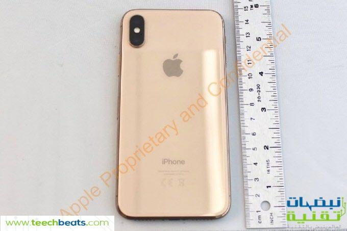 iPhone-X-Gold