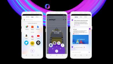 Photo of Opera Touch متصفح جديد من أوبرا للأجهزة المحمولة