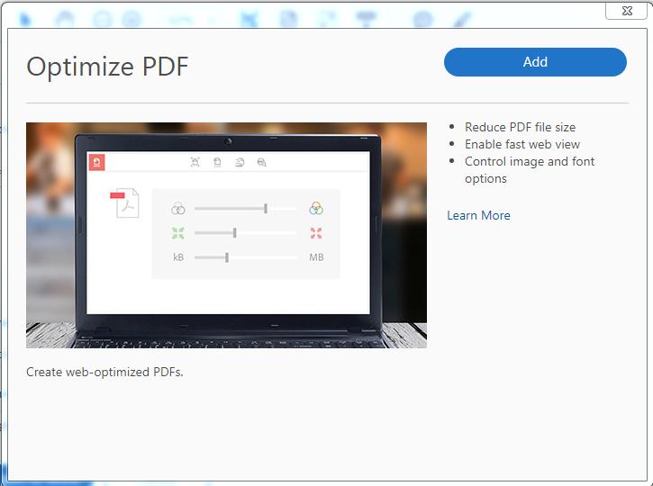 تصغير حجم ملف PDF