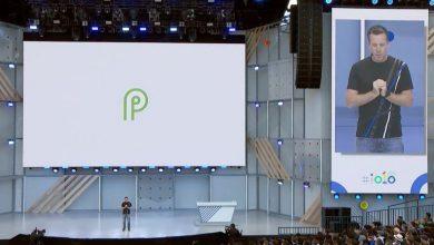 صورة أندرويد Android P يستعين بالإيماءات عوض الأزرار