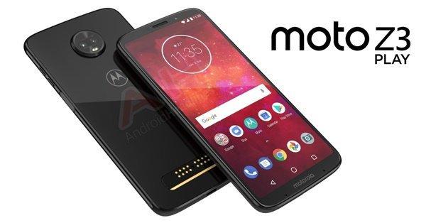 هاتف Moto Z3 Play