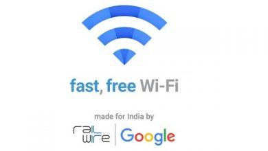 Photo of جوجل توفر الإنترنت مجانا في أكثر من 400 محطة قطار في الهند