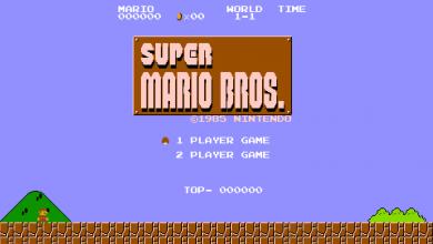 Photo of فيديو : يربح لعبة سوبر ماريو Super Mario Bros بيد واحدة فقط !!!