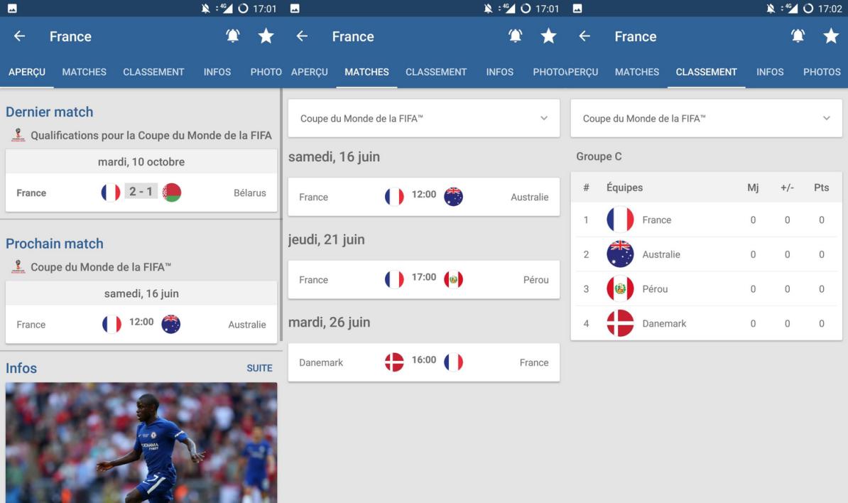تتبع كأس العالم 2018