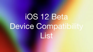 iOS-12-Beta-device-compatibility-list
