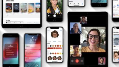 Photo of فيديو : مقارنة سرعة الأداء بين iOS 11 و iOS 12 Beta على ايفون 5S و 8