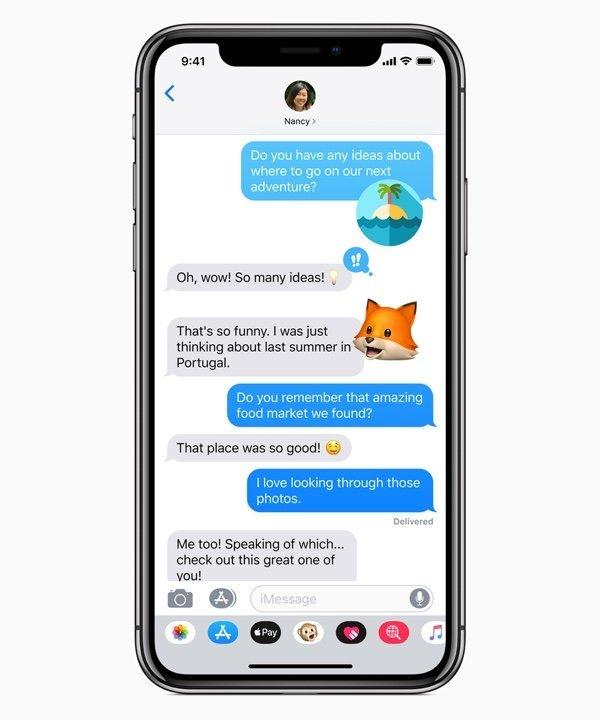 iOS12_Memoji-chat