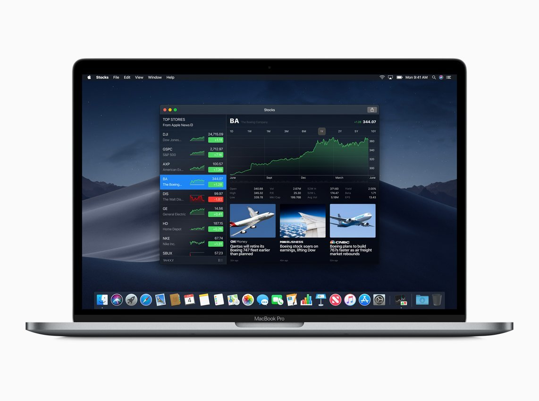 macOS_preview_Stocks_screen