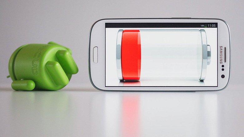 كيفية حل مشكل نفاذ بطارية الهاتف بسرعة