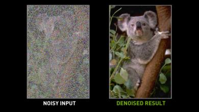 Photo of إنفيديا تبدع بتقنية مذهلة لإصلاح الصور المشوهة