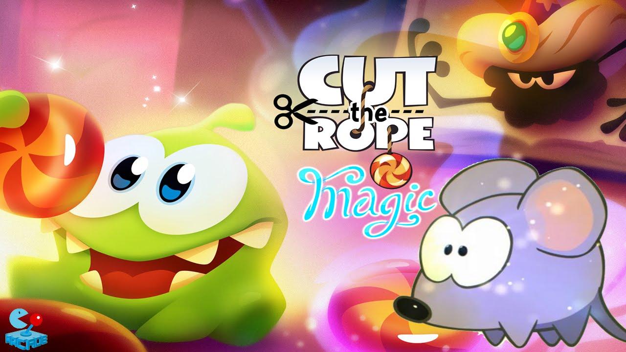 لعبة Cut the Rope: Magic