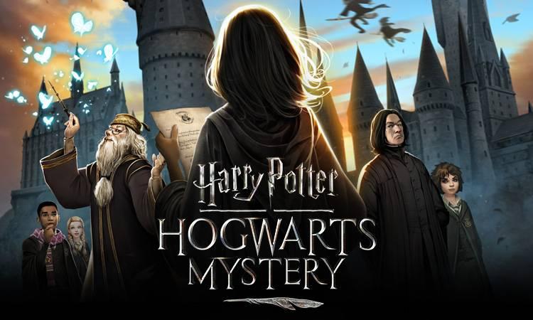 لعبة HARRY POTTER: HOGWARTS MYSTERY