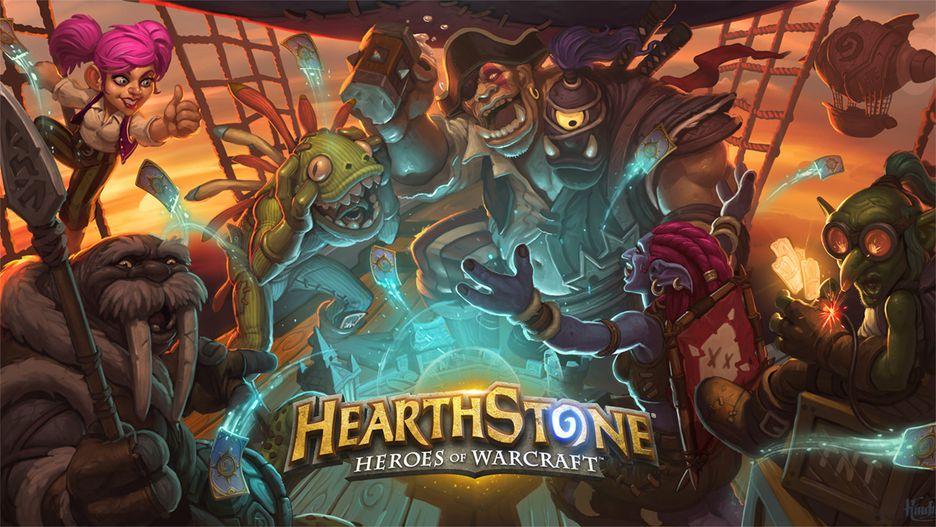لعبة Hearthstone