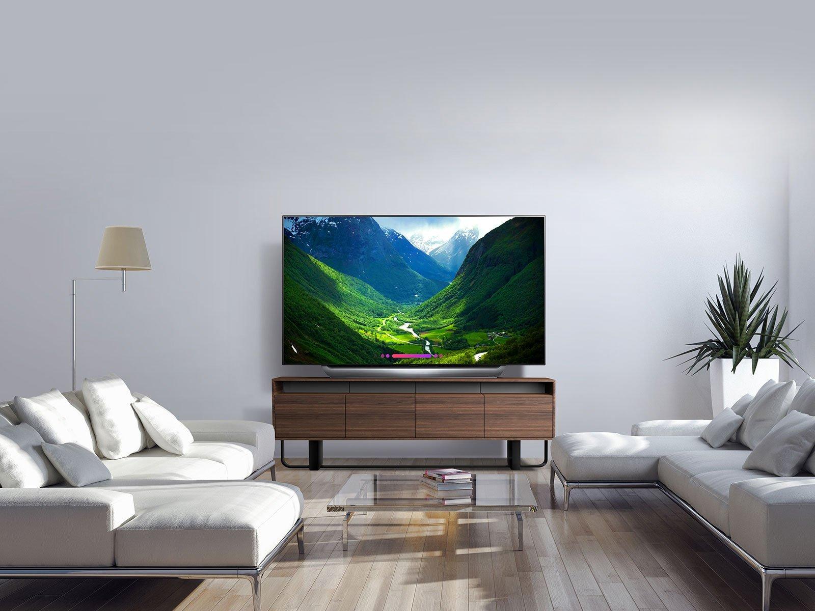 تلفاز إل جي C8 SERIES 4K OLED