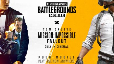 Photo of PUBG نسخة الجوال تصبح بثيم فيلم توم كروز الأخير Mission: Impossible Fallout