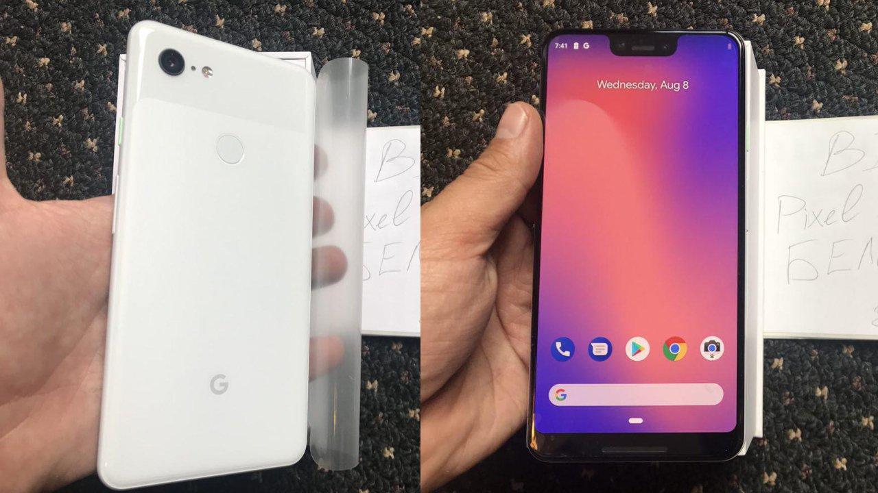 هاتف جوجل Pixel 3 XL