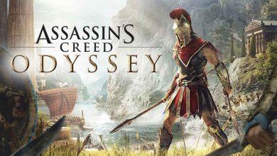 لعبة َAssassin Creed odyssey