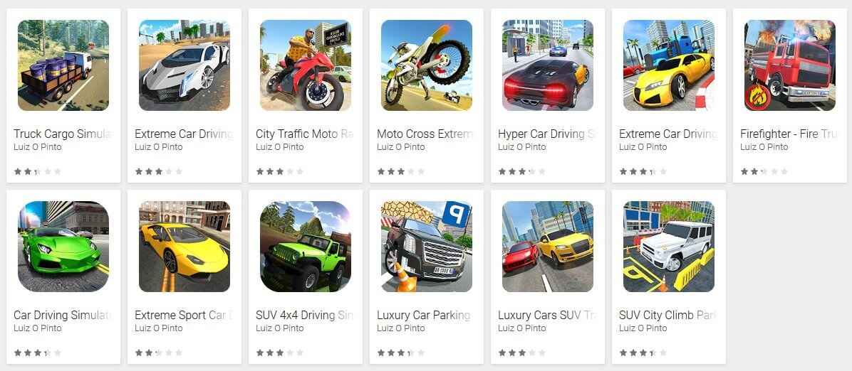 تطبيقات جوجل بلاي