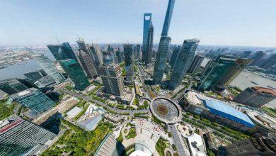 Photo of صورة بدقة 195 مليار بكسل : صورة بانورامية مذهلة لمدينة شنغاي
