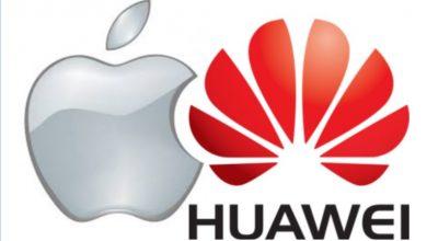 صورة شركة هواوي Huawei تعاقب موظفيها بسبب استخدام هاتف ايفون iPhone