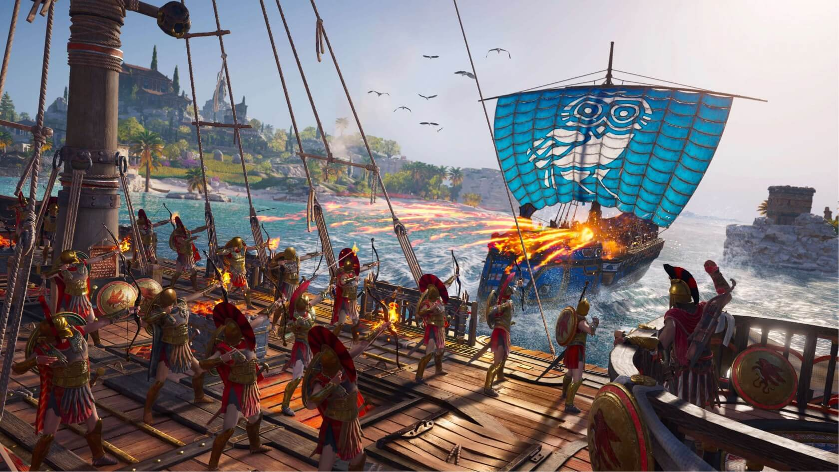 لعبة Assassin's Creed Odyssey