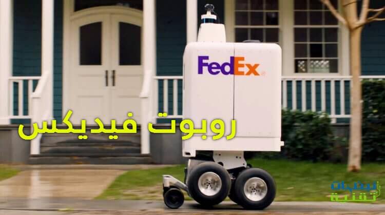 روبوت فيديكس