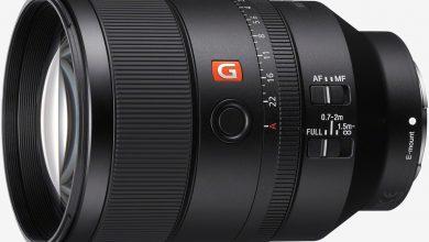 Photo of تعرف على عدسة سوني E-mount 135mm f/1.8 G Master للمصورين المحترفين