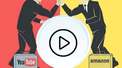 Photo of جوجل و أمازون تتفقان على ايقاف الصراع الدائر بينهما على خدمات بث الفيديو