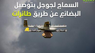 صورة الدرون Wing من جوجل : أول طائرة بدون طيار يُسمح لها رسميا بتسليم البضائع في أمريكا