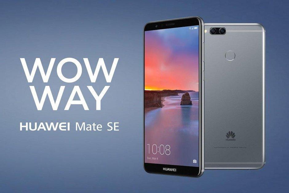 هاتف Huawei Mate SE