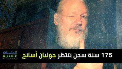 Photo of عقوبة حبسية لمدة 175 سنة تنتظر جوليان أسانج مؤسس ويكيليكس