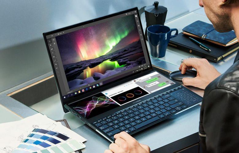 لابتوب Asus ZenBook Pro