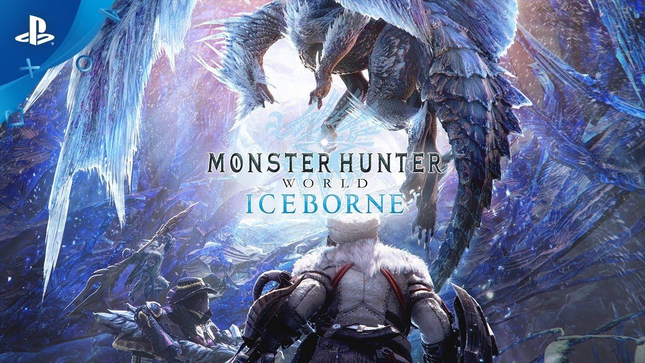 لعبة Monster Hunter World مجانا