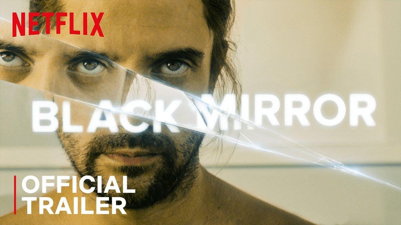 المقدمة التشويقية للموسم الخامس من مسلسل Black Mirror
