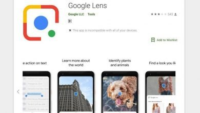 Photo of تحديث تطبيق Google Lens سوف يقوم بترجمة وقراءة اللغات الأجنبية بشكل تلقائي