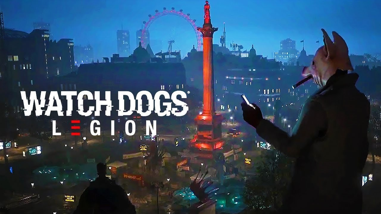 لعبة Watch Dogs: Legion