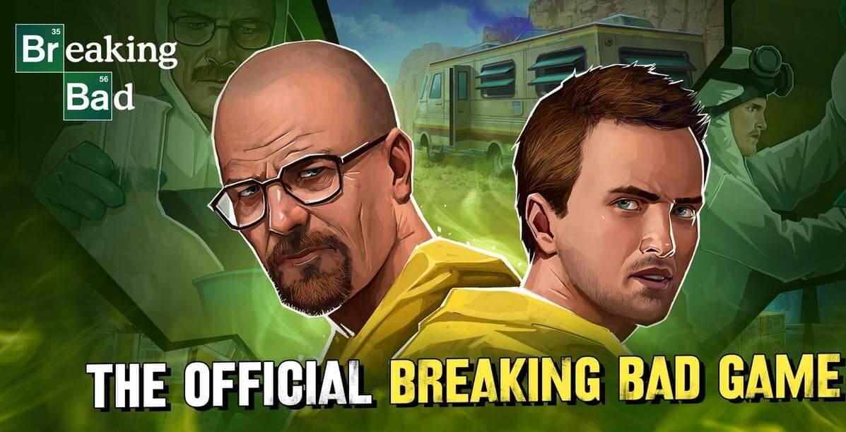 لعبة Breaking Bad موبايل