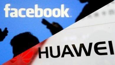 صورة تطبيقات فيسبوك ممنوع أن يتم تثبيتها بشكل مسبق على هواتف هواوي