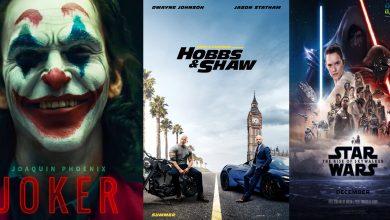 أفضل أفلام 2019